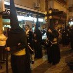 """""""Pasión y Muerte"""" Easter procession at Triana"""