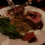Special, Rack of lamb $25