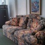 Hotal Jac living room