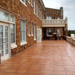 Hotel Jac veranda
