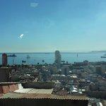 Panorámica del puerto