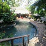 Pool near our condo
