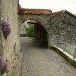 entrance to Domaine du Burignon