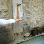 fresh water from any fountain