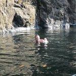Это водоем у водопада Клонг Плу