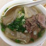 穆記小吃牛肉麵館照片