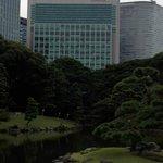 Second view from Hama Rikyu Garden