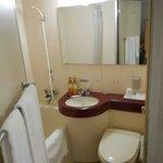 Single room toilet
