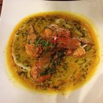 Coconut prawn curry - must try