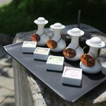 variety of oil for aromatherapy