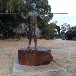 Statue of Yagan