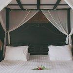 Water bungalow - bedroom