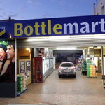 Drive through our Bottlemart bottle shop