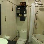 bathroom at a glance