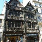 maisons rue St Pierre
