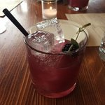 East Aspen Heights gin cocktail