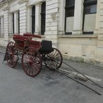 historic horse-drawn carriage