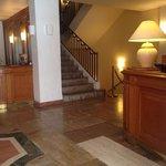 reception & entrance view