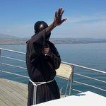 Fr, Benjamin from Ghana