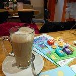 Lovely latte....