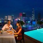Foto van Roof Garden Restaurant