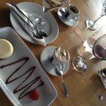 Desserts (avoid Tiramisu)