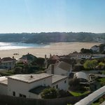View from the Biarritz