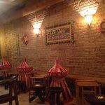 Restaurante Addis Abeba