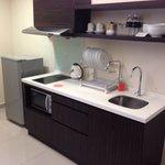 2 bedroom, rm H130... Kitchen