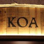 Bild från Koa