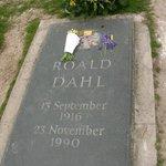 Roald's grave