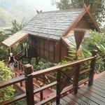 Cabana am mekong