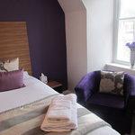 Burgate Annexe Bedroom