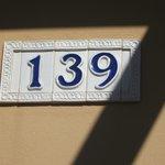 numero de la habitacion