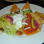 Mix di tortillas messicane