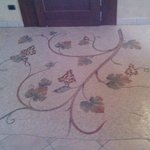 mosaico ingresso
