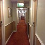 Corridor view.