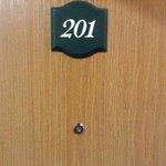 Door Number, 201