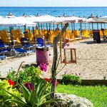 Hotel LOUKAS/Sunbeds and Umbrellas