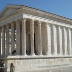très beau monument romain