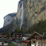 The Staubbach Falls