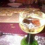 Tarte Flambee et Vin Blanc!!! Miam
