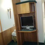 Room TV and storage