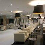Restaurante e lounge bem aconchegante
