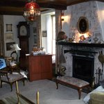 Bunn House Living Room