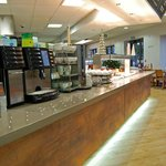 Hot Drinks Counter