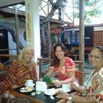 Café com as coleguinhas
