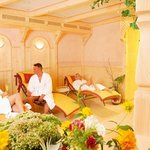 großzügiger Saunabereich