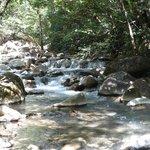 Río sector Las Pailas