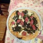 Pizza ai Friarelli